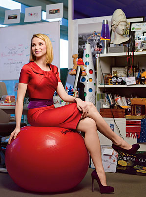 What the Internet Wants From Marissa Mayer, in Five Words