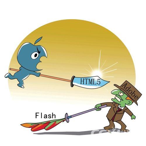 """转""""HTML5非成熟体:能否最终取代App"""""""