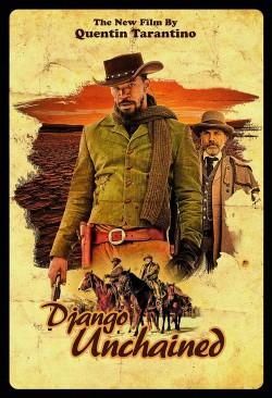 哇塞,被解放的姜戈 Django Unchained