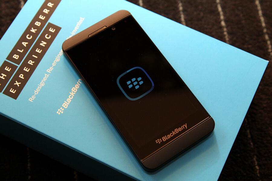 BlackBerry 10,你终于来了,你行吗?