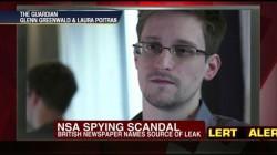 PRISM解密者 – Edward Snowden