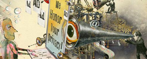 防止浏览器跟踪,保护网络隐私