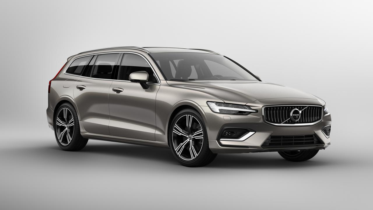 Volvo又出新款V60啦。