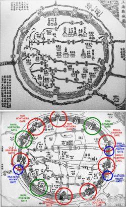 上海古城墙